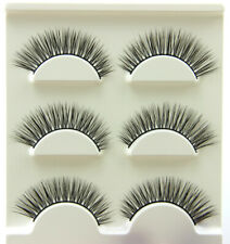15Pairs Premium Eyelashes Long Thick Natural 3D Eye lash Extension Products