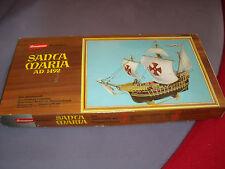 Santa Maria Graupner Schiff Baukasten Nr. 2093