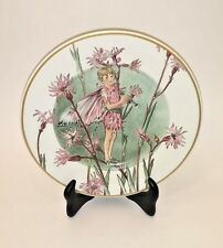 """Ragged Robin"" by Cicely Mary Barker Plate - Fairies of the Fields and Flowers"
