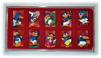 Bingo Birds   -   Ferrero Satz 1996 mit gelbem Ei und 10 BPZ