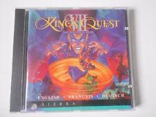 jeu pc King's quest 7 the princeless bride