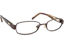 Coach Women's Eyeglasses Harmony 1025 Bronze Brown  Full Rim Frame 49[]17 130