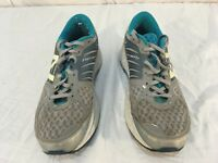 Womens New Balance 1260.5 Gray Blue 9.5 Athletic Lace Up Running Shoes