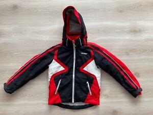 COLMAR Youth Kids Snow Ski Winter Black Red Jacket Medium 12-14 years (38)