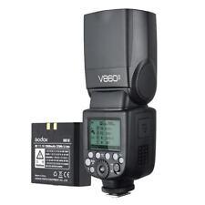 Godox Speedlite V860II O per Olympus e Panasonic Kit batteria al litio