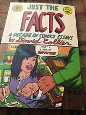 Just the Facts: A Decade of Comic Essays by Collier, David Paperback Book