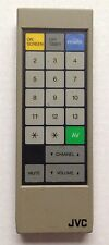 JVC CT-70US COLOR TELEVISION REMOTE CONTROL, MADE IN JAPAN, GENUINE