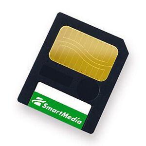 4MB SMARTMEDIA CAMERA MEMORY CARD FOR FUJI 4 MB SMART MEDIA 3.3V