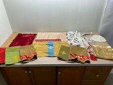 Collection Of Vestment Parts & Other Religious Items