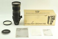 [EXC+5 in Box] Nikon Ai Zoom-Nikkor * ED 50-300mm f/4.5 Zoom Lens Japan