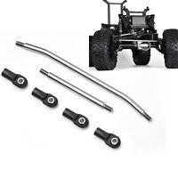 GRC TRX4 Metall Steering Links Tie Rod für Traxxas TRX-4 1/10 RC Crawler Modell