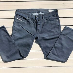 Men's DIESEL 'Safado' Jeans Size W33 L27 Authentic - RRP $495 Made in Italy 🇮🇹