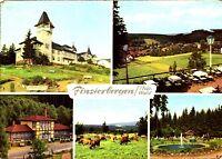 Finsterbergen / Thür. Wald , DDR , Ansichtskarte , 1965 gelaufen