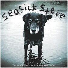 Seasick Steve - You Can't Teach an Old Dog... - New Vinyl LP- Pre Order - 14/4