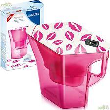 BRITA Navelia Baci Rosa 2,3 L Filtro Per Brocca Dell'acqua con 1 Maxtra