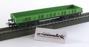 Märklin / Primex aus 4586 H0  Güterwagen Niederbordwagen Sarrasani  X00001-22381