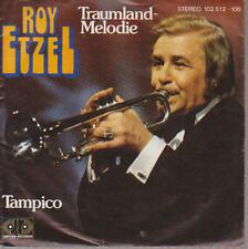 "7"" Roy Etzel Traumland Melodie / Tampico 80`s Jupiter Records"