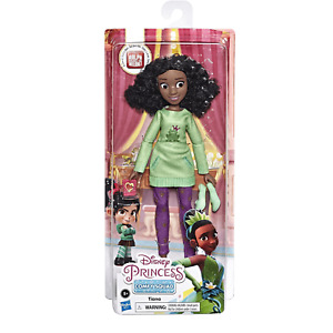 Disney Princess Comfy Squad Tiana Doll. Ralph Breaks the Internet. New NRFB.