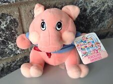 1992 rare vintage COMMONWEALTH#Huggies toys PIG porcellino amoroso GIG