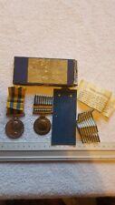 Queens Korea & UN Medal Pair R.A.S.C.