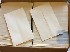 "JAM Paper A10 Invitation Envelopes - 6"" x 9 1/2"" - Strathmore Natural White 50+"