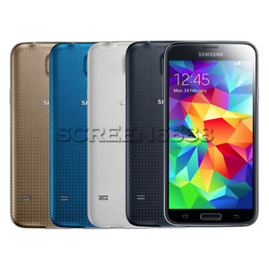 Original Samsung Galaxy S5 G900 16GB GSM Unlocked 4G Smartphone AT&T T-Mobile