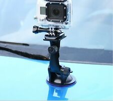 Car Windshield Suction Cup Mount Holder Stand for Gopro HD Hero 4 3+ 3 2 Camera