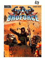 Broforce Steam Download Key Digital Code [DE] [EU] PC