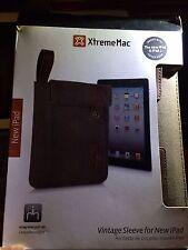 Xtreme Mac Vintage Sleeve for the New iPad & iPad 2