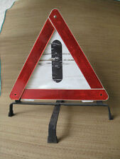 VTG German Warning roadside reflective triangle folding VW Porsche Mercedes