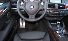 BMW Genuine E71 E72 X6 2008-2014 Red Eucalyptus Interior Wood Trim NEW