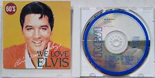 ELVIS PRESLEY We Love Elvis Vol 1. 60s CD Box Set Japan Beatles Rolling Stones