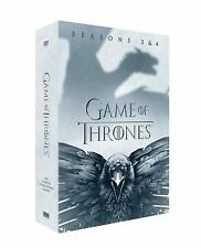 GAME OF THRONES -Saisons 3&4  // coffret DVD neuf