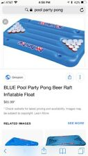 Party Pool Pong Float Big Mouth