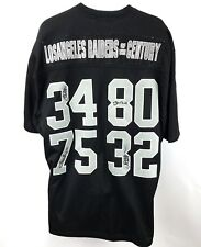 Mitchell & Ness NFL THROWBACKS Los Angeles Raiders 2XL Embroidered Autographs