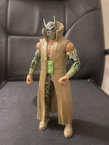 WWE Mattel Figure Elite 25 Sin Cara w Entrance Robe Wrestling