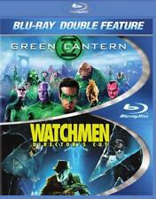 THE GREEN LANTERN/THE WATCHMEN NEW BLU-RAY