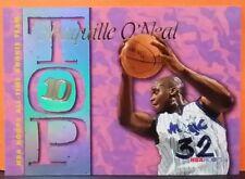 Shaquille O'Neal card Top Ten 95-96 Hoops #AR1
