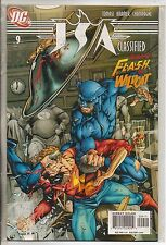 DC Comics JSA Classified #9 Late April 2006 Flash & Wildcat NM