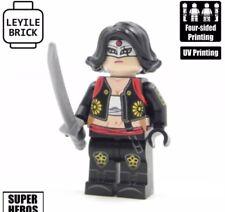**New** LYL BRICK Custom Katana Lego Minifigure