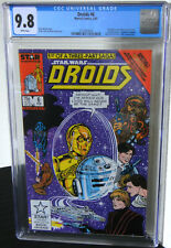 """Star Wars Droids #6 """"As Seen By the Droids"""" CGC NM/MT 9.8 White Pgs 3715024016"""