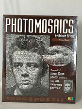 Photomosaics James Dean Jigsaw Puzzle Robert Silvers Artwork 1026 Pieces Sealed