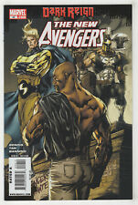 New Avengers #49 (Mar 2009, Marvel) [Dark Reign] Brian Bendis, Billy Tan Q