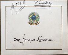 Banquete joão belmiro leoni consul do Brasil, Château lagrange medoc wine