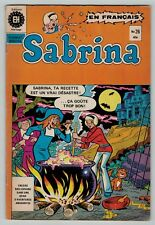 Sabrina 26 French edition En Francais 1978 Heritage Edition Very Good NetFlix