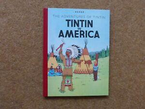 Tintin - Tintin in America Facsimile Edition - 2008