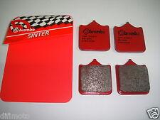 PLAQUETTES DE FREIN AVANT BREMBO SINTER SHERCO 4.5i 4T SUPERMOTARD 450 2005 2006