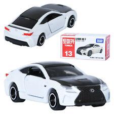 TOMICA 13 LEXUS RC F Car Display Mini Car Miniature Car