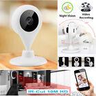 Hot Night Vision 720P HD Wifi IP Home Camera Security CCTV Wireless Audio Webcam
