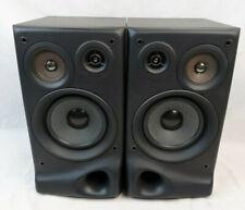 JVC SP-C33BK Bookshelf Speakers Active Bass Extension 30 Watts 6 Ohms EB-3811